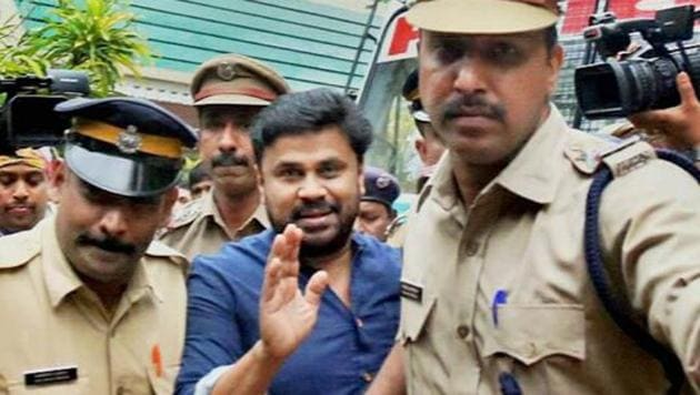 Dileep's plea to access the memory card was earlier turned down by the Kerala high court.(PTI Photo)