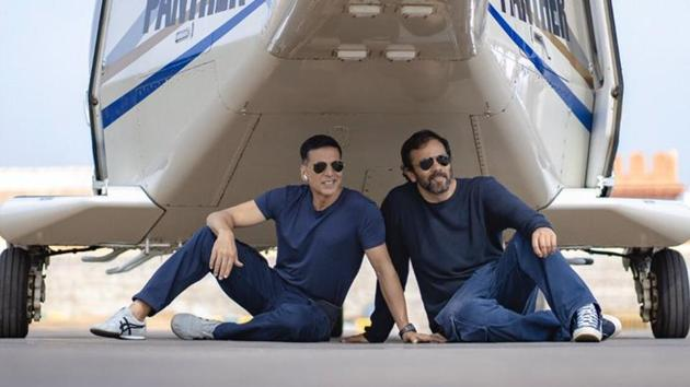 Akshay Kumar and Rohit Shetty's Sooryavanshi will release on March 27.