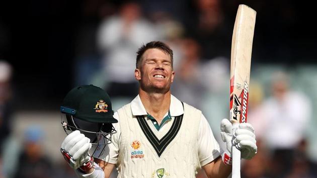 Australia opener David Warner(Cricket Australia)