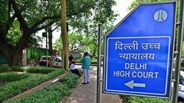 Delhi High Cort.(Mint file)