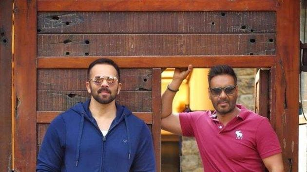 Ajay Devgn and Rohit Shetty are back with Golmaal FIVE.