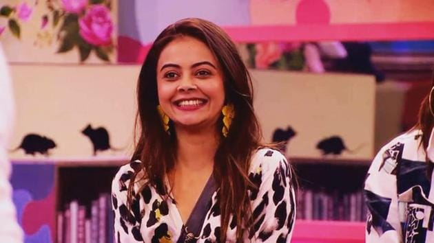 Devoleena Bhattacharjee has not been keeping well and is now hospitalised.(COLORS)
