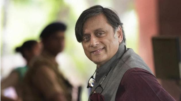 Shashi Tharoor shall be part of the fifth edition of the Kerala Literature Festival 2020 that will be held at Calicut from January 16 to 19.(PTI)
