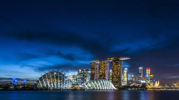 About 5 million travelers came to the island between July and September, led by visitors from Greater China, which jumped 22%, according to data from Singapore Tourism Board's website.(Unsplash)