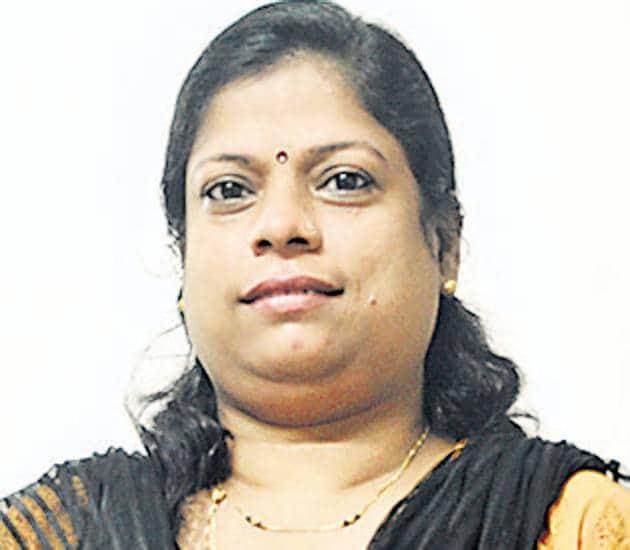 City-based activist Manisha Ankush Pawar works with the Community Aid and Sponsorship Programme (CASP).(HT/PHOTO)