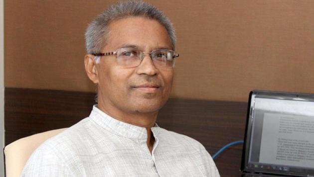 Professor Vinod Vidwans has developed a software that generates computational Indian music using AI.(HT/PHOTO)