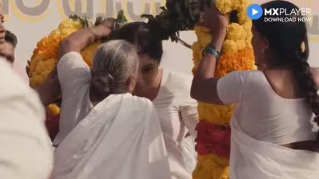 Queen teaser gives first glimpse of Ramya Krishnan as Jayalalithaa,