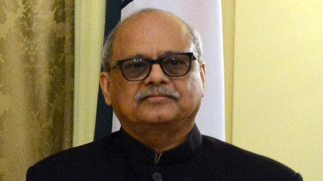 In March this year, former judge of the Supreme Court , PC Ghose, was appointed by the government as India's first Lokpal.(ANI)