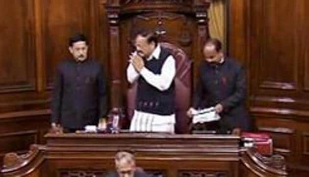 As representatives of the bigger parties get to speak first, MPs from smaller ones are given a chance to address the House only towards the end of a debate.(PTI FILE)