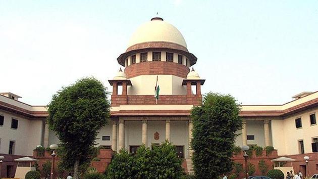 Supreme Court of India.(HT file)
