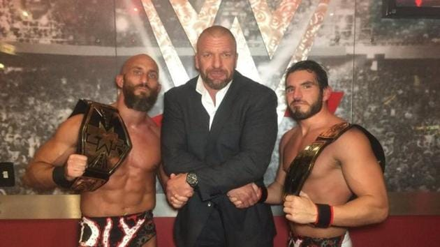 Triple H wouldn't want to let go of Tommaso Ciampa(WWE)