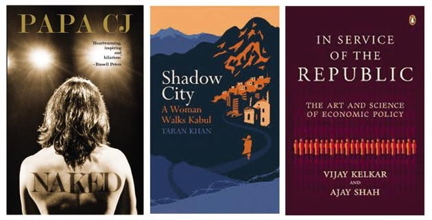 This week's reading list includes two very different memoirs and a book that looks at policymaking that could revive the Indian economy(HT Team)