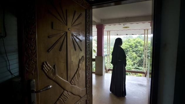 The bare-all autobiography of a nun in Kerala, who was expelled from the congregation three months ago for indiscipline, is set to ruffle many feathers in the Catholic church. (Representative Image)(AP)