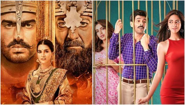 Panipat and Pati Patni Aur Woh will release on December 6.