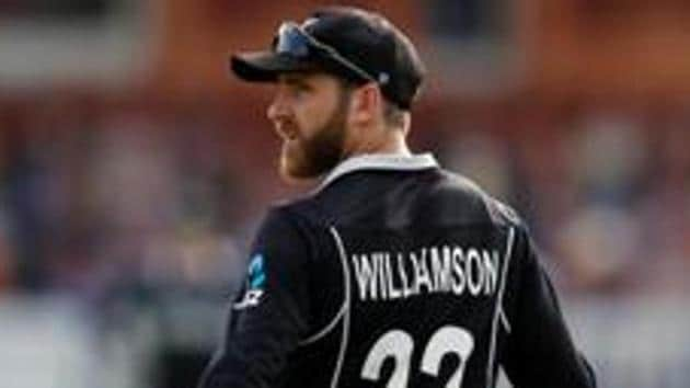 New Zealand's Kane Williamson reacts during the ICC World Cup 2019 final.(Action Images via Reuters)