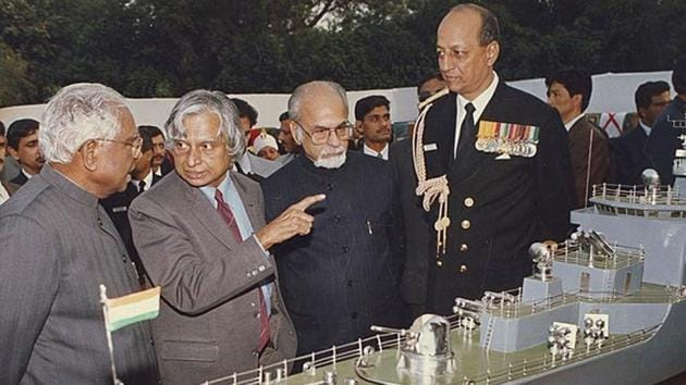 The Gujral doctrine was based on the premise that India needed the goodwill of its smaller neighbours(HT Photo)
