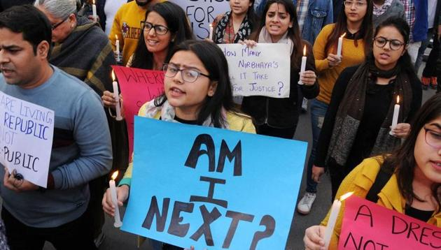 The victim, during the sexual assault, caught hold of an identity card belonging to one of the accused. Later, the police found out that the ID card belonged to a dismissed police constable(PTI)