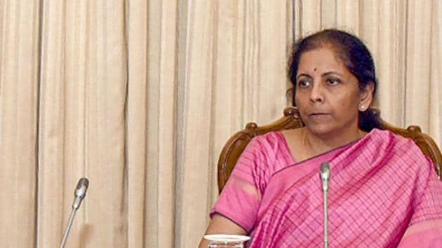 Sitharaman, while introducing the Bill, said India was not the only country in the Southeast Asia which has opted for lower tax rates.(PTI)