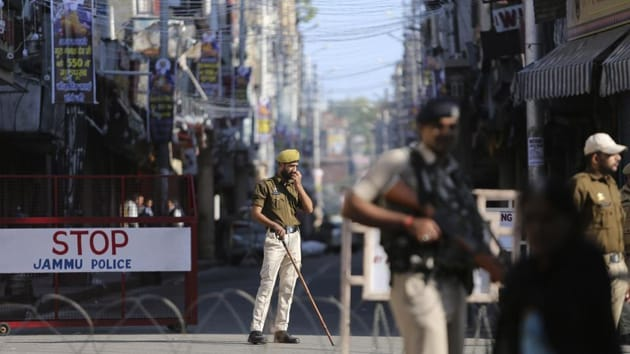 Incidents of terrorist violence in Kashmir have declined since the nullification of Article 370 on August 5 divested the region of its special status(AP Photo)