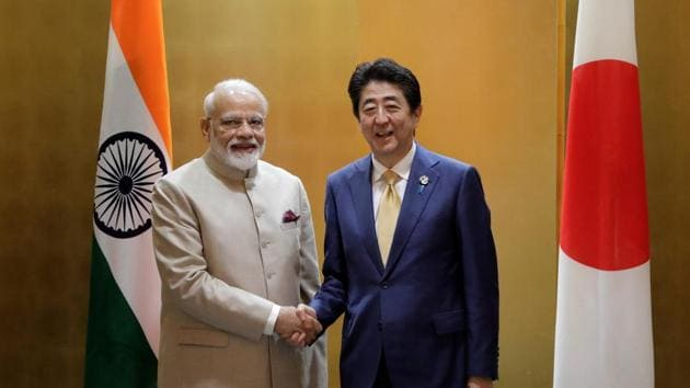 The plain fact is that Japan and India, in the absence of any historical baggage or major strategic disagreement, share largely complementary strategic interests(REUTERS)