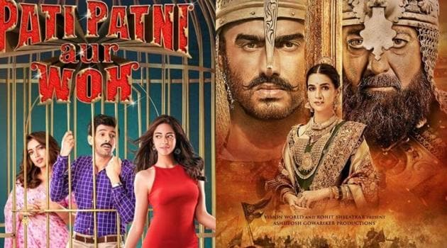 Pati Patni Aur Woh and Panipat are set to clash at the box office this Friday.