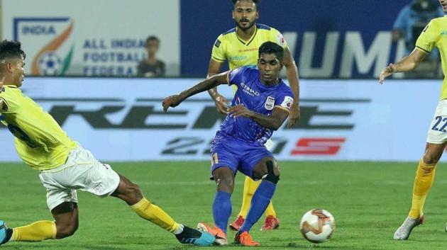 Mumbai City and Kerala Blasters play out 1-1 draw.(ISL)