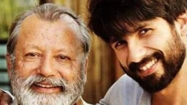 Shahid Kapoor starred in Pankaj Kapur's Mausam.