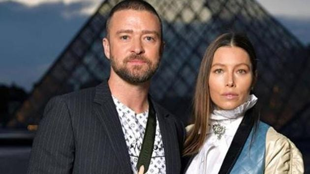 Justin Timberlake and Jessica Biel have been married since 2012.