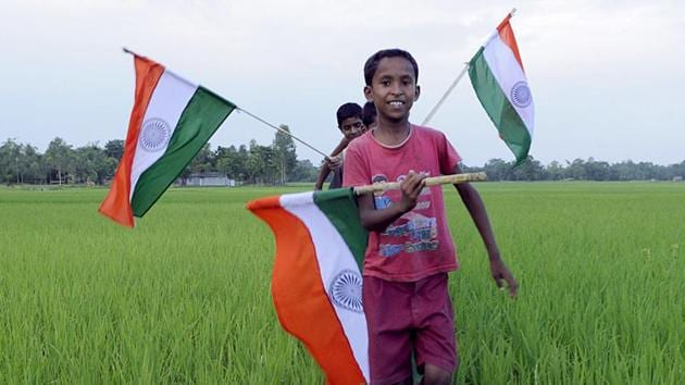 It must strive to improve the lives of each citizen. And it must give a sense of belonging to all citizens, irrespective of their religion, region, caste and gender. This will keep India united, harmonious and just.(Subhendu Ghosh)