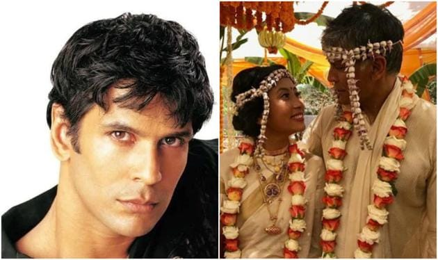 Milind Soman shared a throwback picture of himself at the age of 38.