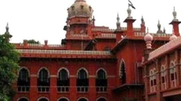 Justice MS Ramesh of the Madras High Court directed the Coimbatore District Collector to de-seal the service apartment within two days of receiving the court order.(PTI PHOTO.)