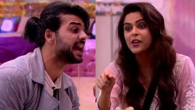 Bigg Boss 13: Ex-couple Vishal Aditya Singh and Madhurima Tuli will be seen fighting with each other in today's episode.