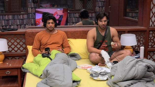 Bigg Boss 13: Sidharth Shukla and Paras Chhabra are currently inside the secret room.