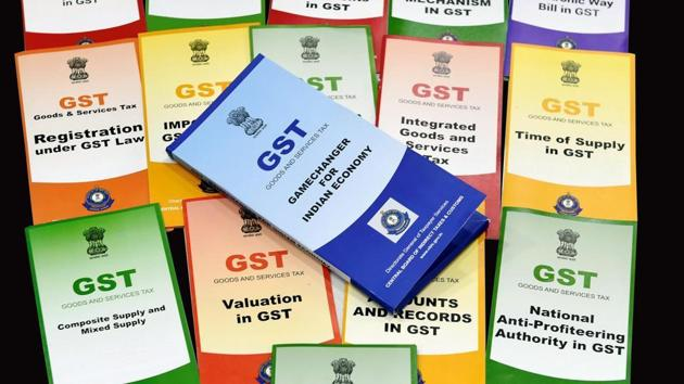 The Central GST collection fell short of the budged estimate by nearly 40 per cent during the April-November period of 2019-20(PTI)