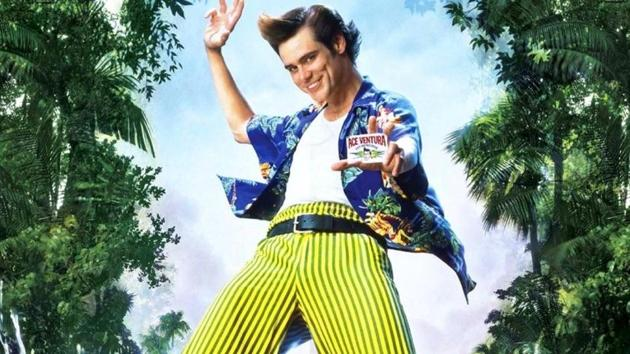 Jim Carrey has played Ace Ventura in two films.