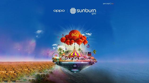 OPPO Sunburn Goa 2019 has a partner-in-crime, the OPPO Reno2, for capturing every moment to perfection!(OPPO)