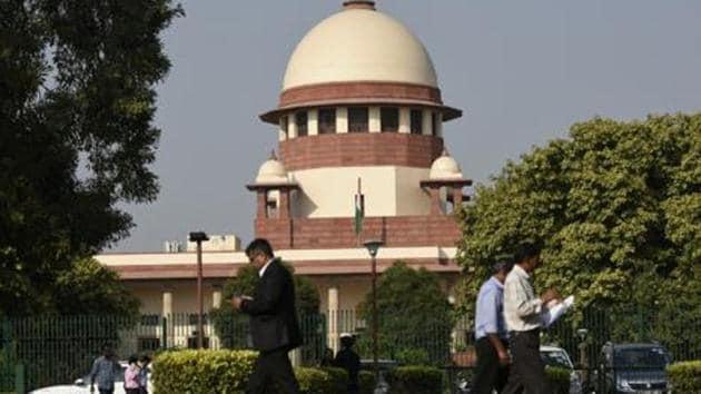 Supreme Court(Burhaan Kinu/HT file photo)