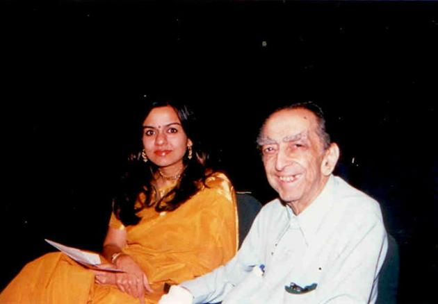Sangita Jindal counted Dr Jamshed Bhabha (above) and Vijaya Mehta as her mentors. She says they helped shape her understanding of the nuances of art, culture, philanthropy and the pressing need for patronage.