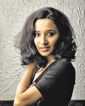 """""""I believe in a combination of balanced diet and regular exercise. Physical activity just enhances well-being,"""" says Tannishtha Chatterjee.(Aalok Soni/HT PHOTO)"""