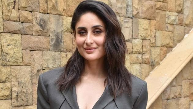 Kareena Kapoor during the promotions of her upcoming film Good Newwz.(IANS)