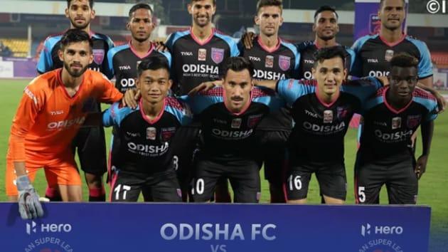 Odisha FC.(ISL)