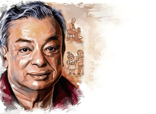Verghese Kurien groundbreaking work prompted then Prime Minister Lal Bahadur Shastri to establish the National Dairy Development Board (NDDB) in 1965 to expand the cooperative programme to all corners of the country.(ILLUSTRATION: Gajanan Nirphale)