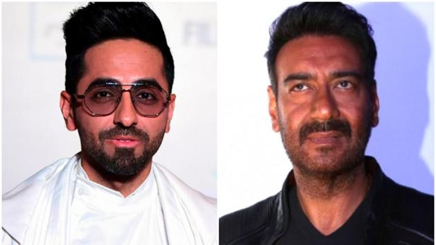 Ajay Devgn and Ayushmann Khurrana have reacted to Sunday's violence in New Delhi.