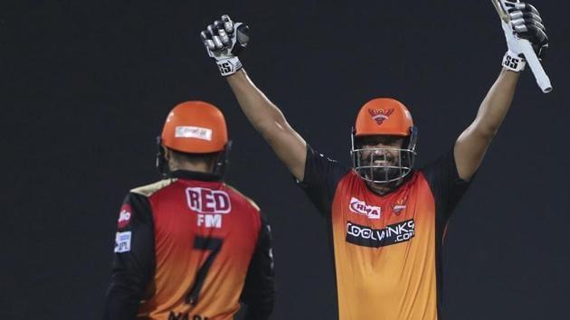 Sunrisers Hyderabad batsmen Yusuf Pathan(AP)