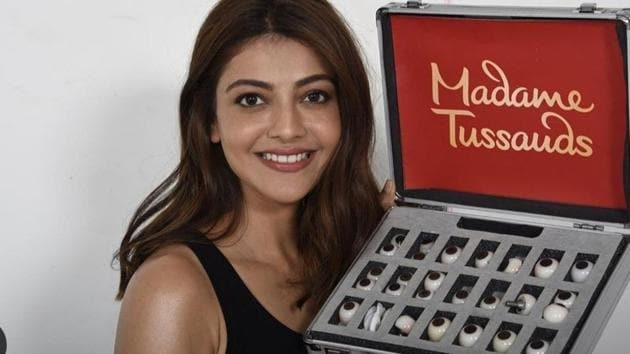 Kajal Aggarwal wil get a statue at Madame Tussauds.