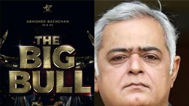 Both Abhishek Bachchan's film and Hansal Mehta's webseries are said to be inspired by Sucheta Dalal's book on 1992 securities scam.