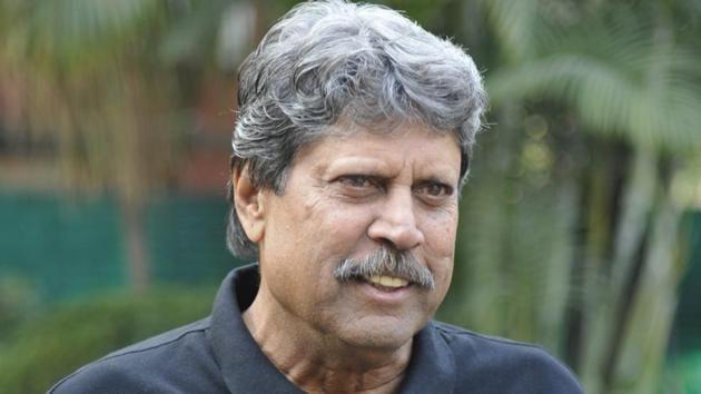 File image of Kapil Dev(Karun Sharma/Hindustan Times)