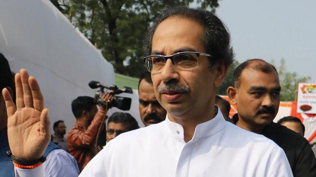 Shiv Sena chief Uddhav Thackeray's audacious strategy helped his party keep its trust with its voters and miraculously brought them to lead the government in Maharashtra.(Sunny Shende/ HT)