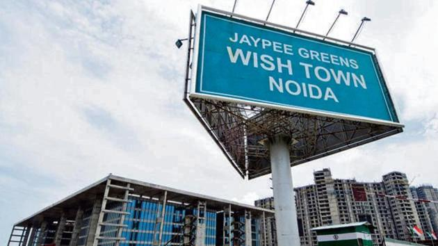 Jaypee Greens , project wish town, at greater Noida.(Mint)