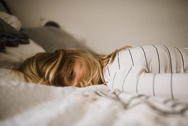 Menopause makes uninterrupted good night's sleep difficult.(Unsplash)